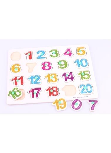 Ahşap Tutmalı Eğitici Yapboz-Learning Toys